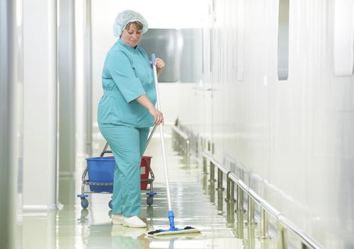Генеральная и текущая уборка помещений — особенности проведения