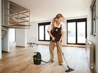 Оказание услуг по комплексной уборке внутренних помещений