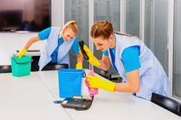 Технология уборки служебных, жилых и общих помещений