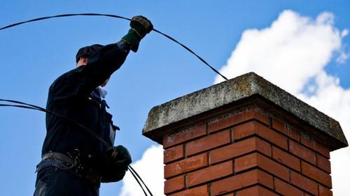 Секреты чистки дымохода в частном доме