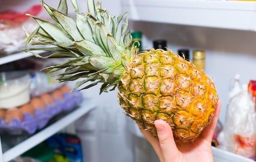Экзотика в доме: советы и рекомендации как хранить ананас