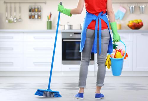 Нюансы составления плана уборки дома