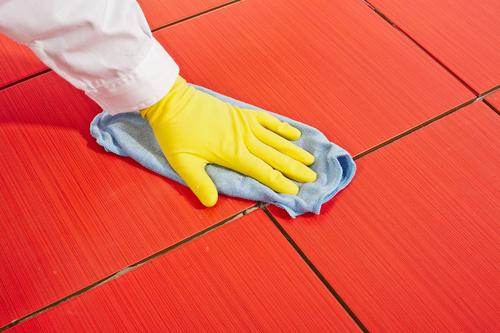 Способы чистки на полу швов между плиткой
