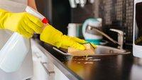 Особенности уборки на кухне