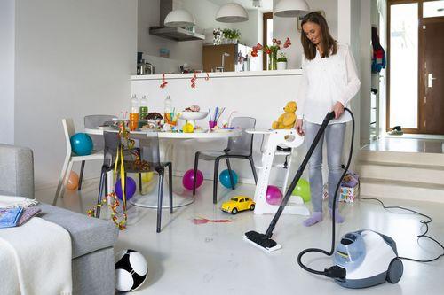 Грядет уборка в квартире — что нужно из инвентаря и средств?