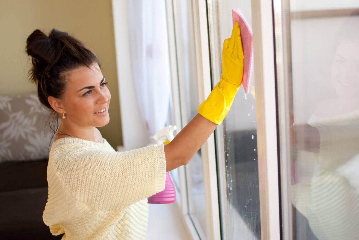10.Помыть окна зимой с улицы