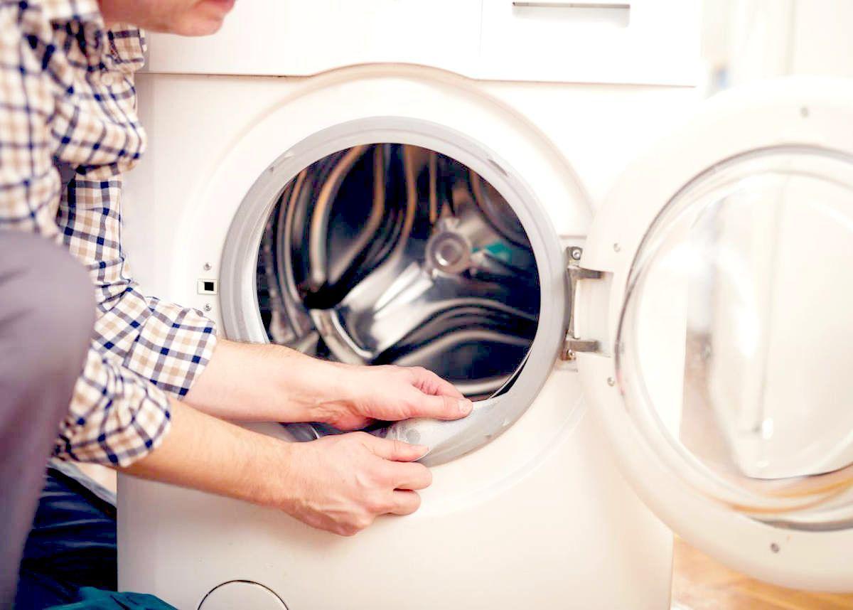 средство для чистки стиральной машины от запаха