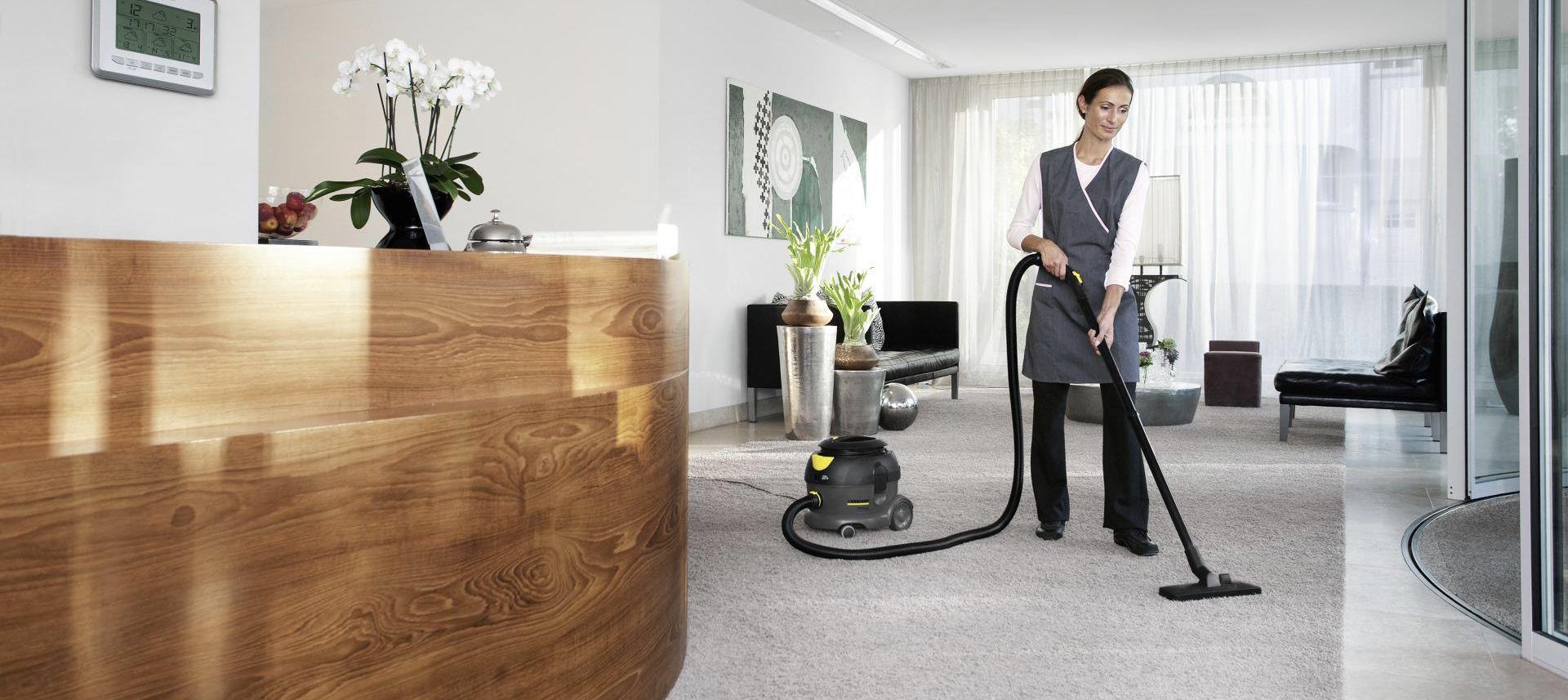Нормы по СанПиНу при уборке служебных помещений и общих