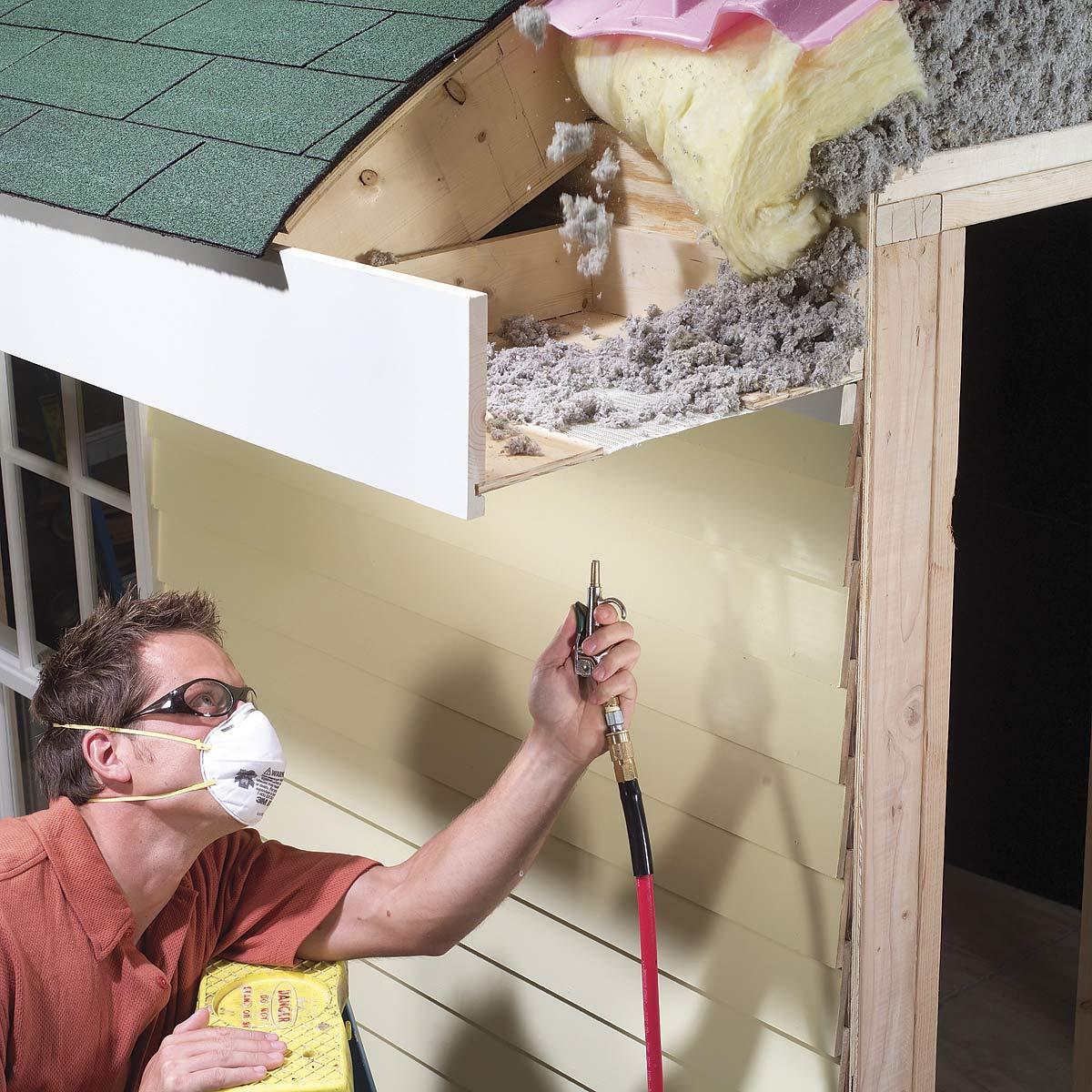 Необходима чистка вентиляционных каналов в многоквартирном доме