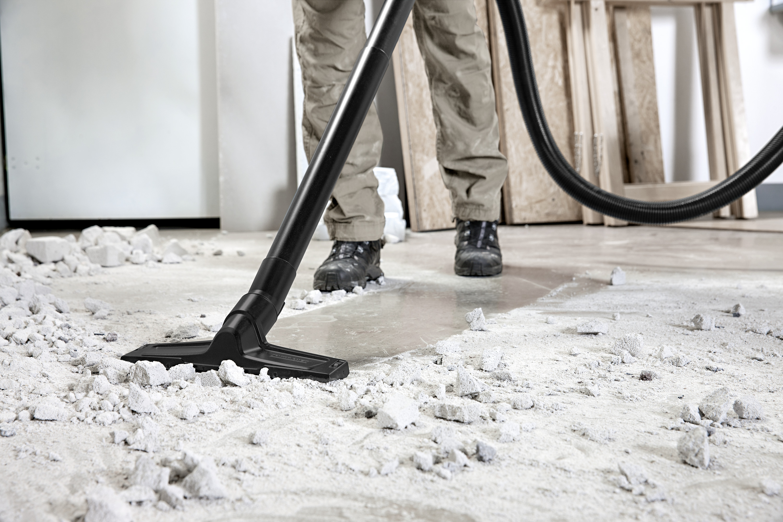 Уборка строительной пыли после ремонта