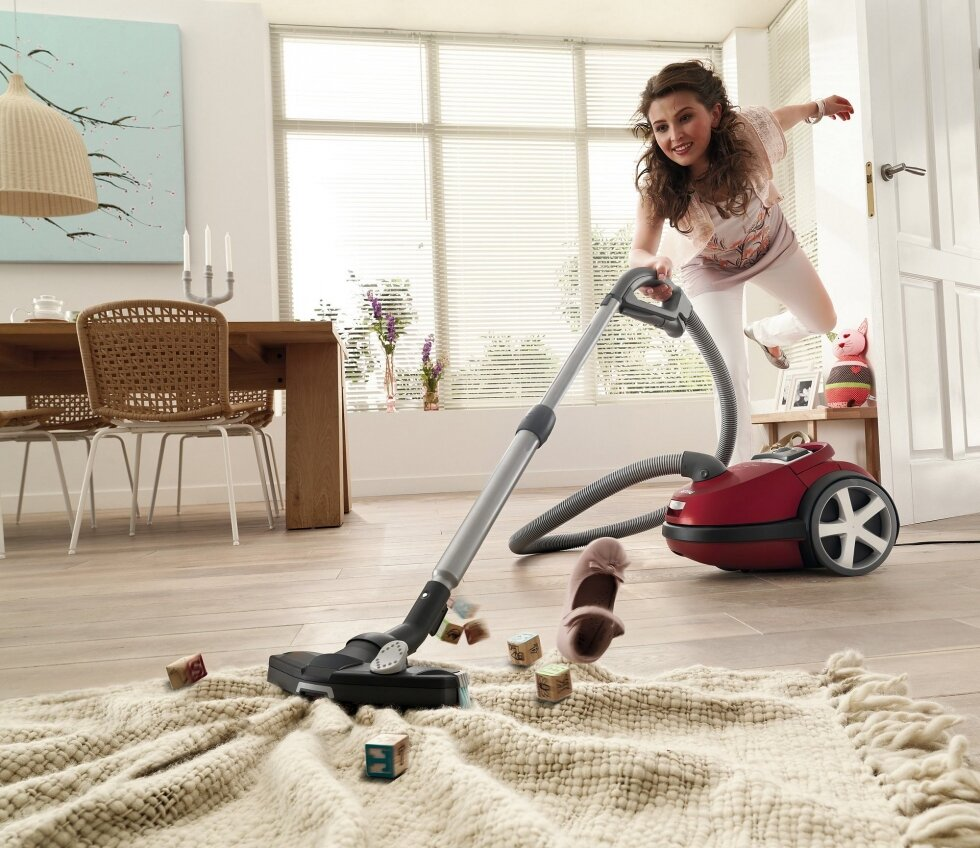 Этапы уборки квартиры