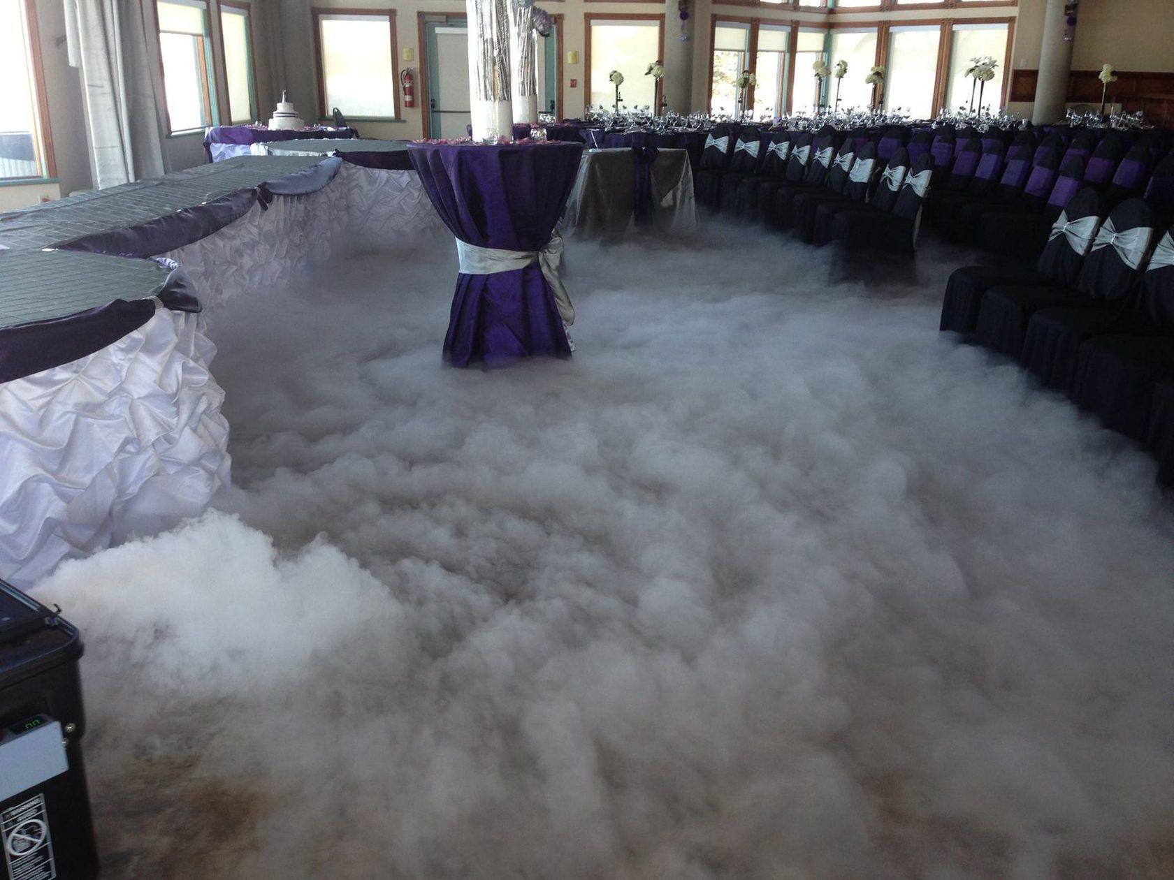 Удаление запахов в квартире сухим туманом