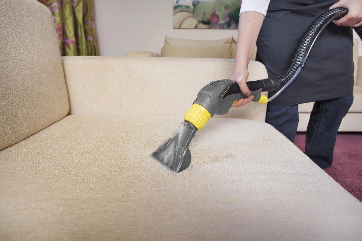 Химчистка дивана в домашних условиях