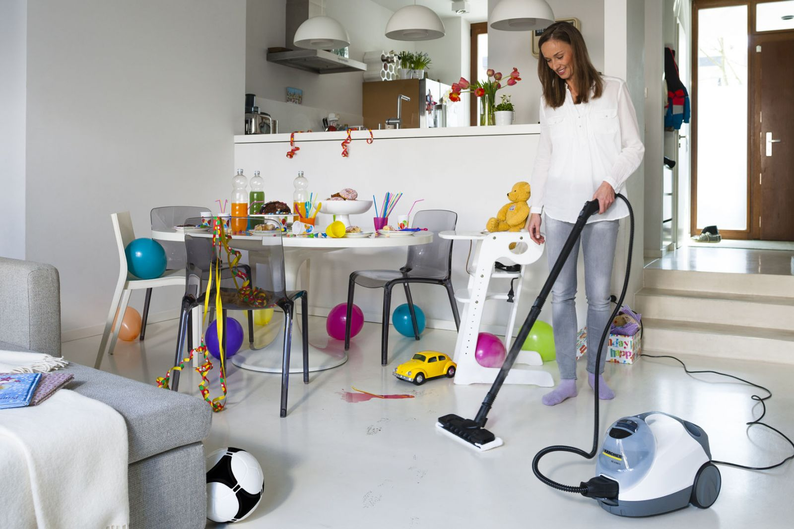 Что нужно для уборки