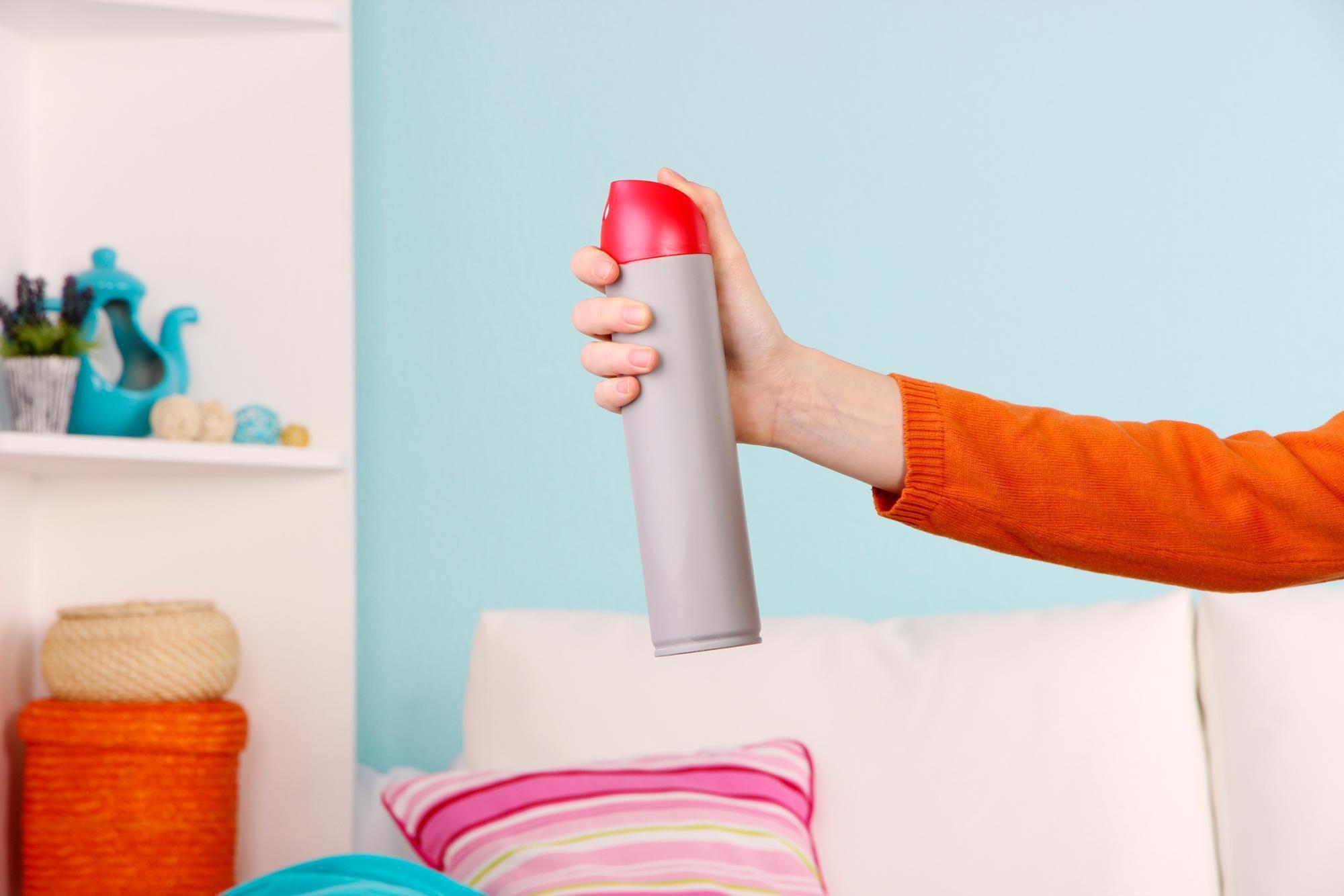 Убрать запах краски в квартире быстро