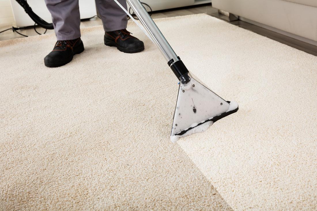 Средств для очистки ковров в домашних условиях