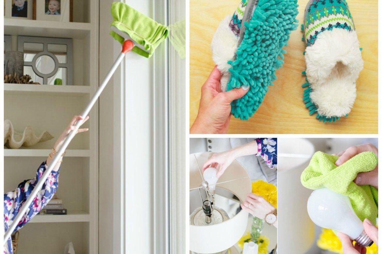 Лайфхаки для уборки дома