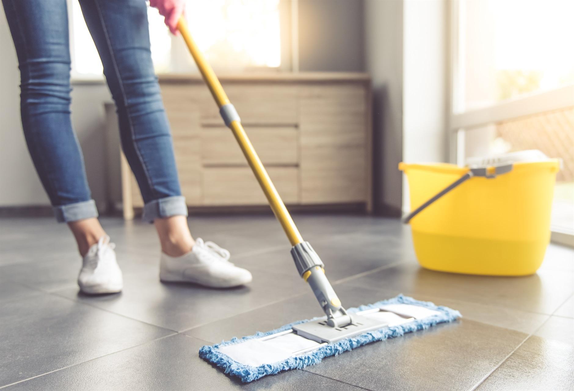 Чек-лист для уборки квартиры
