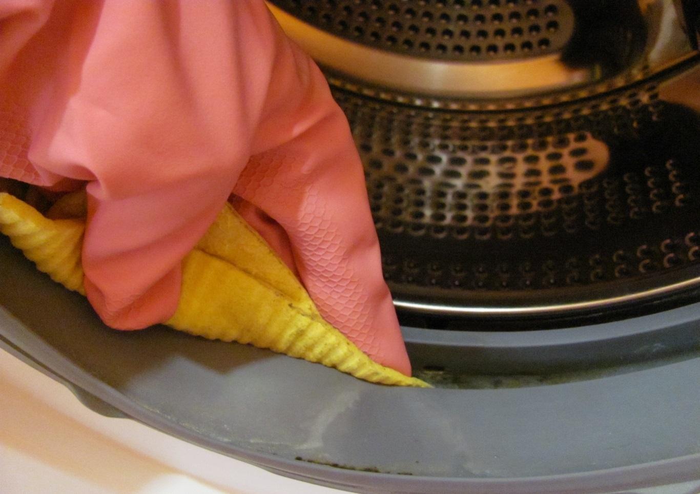 Режим очистки барабана в стиральной машине