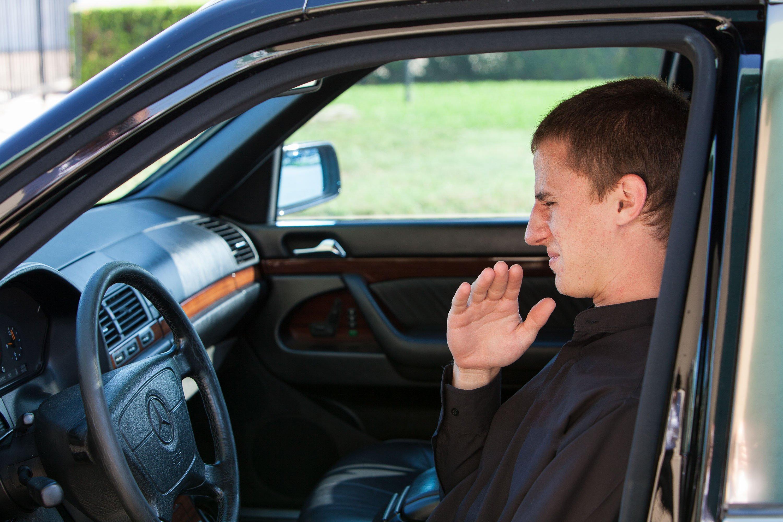 Устранение запаха в авто