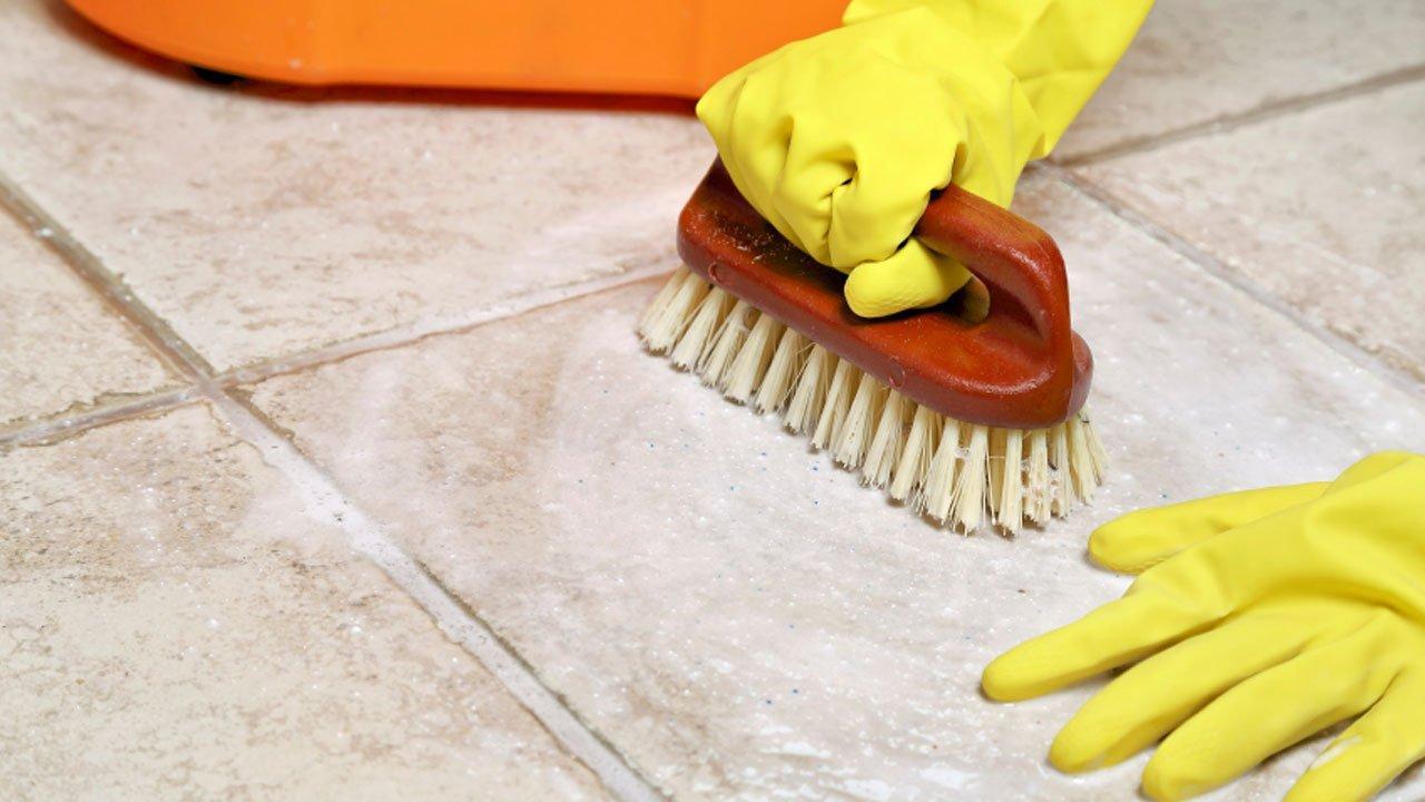 Средство для очистки плитки после ремонта