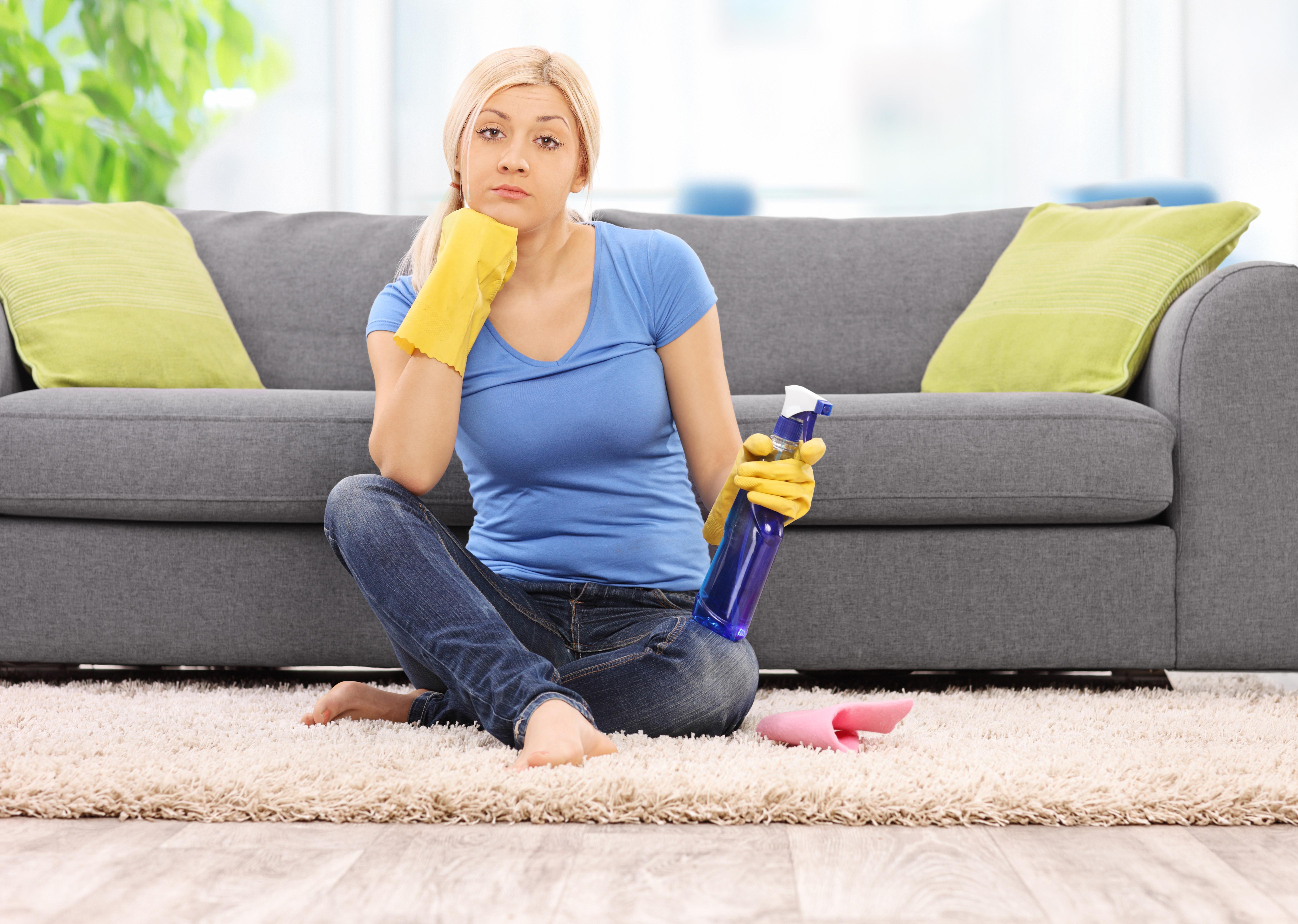 Технология химчистки мягкой мебели