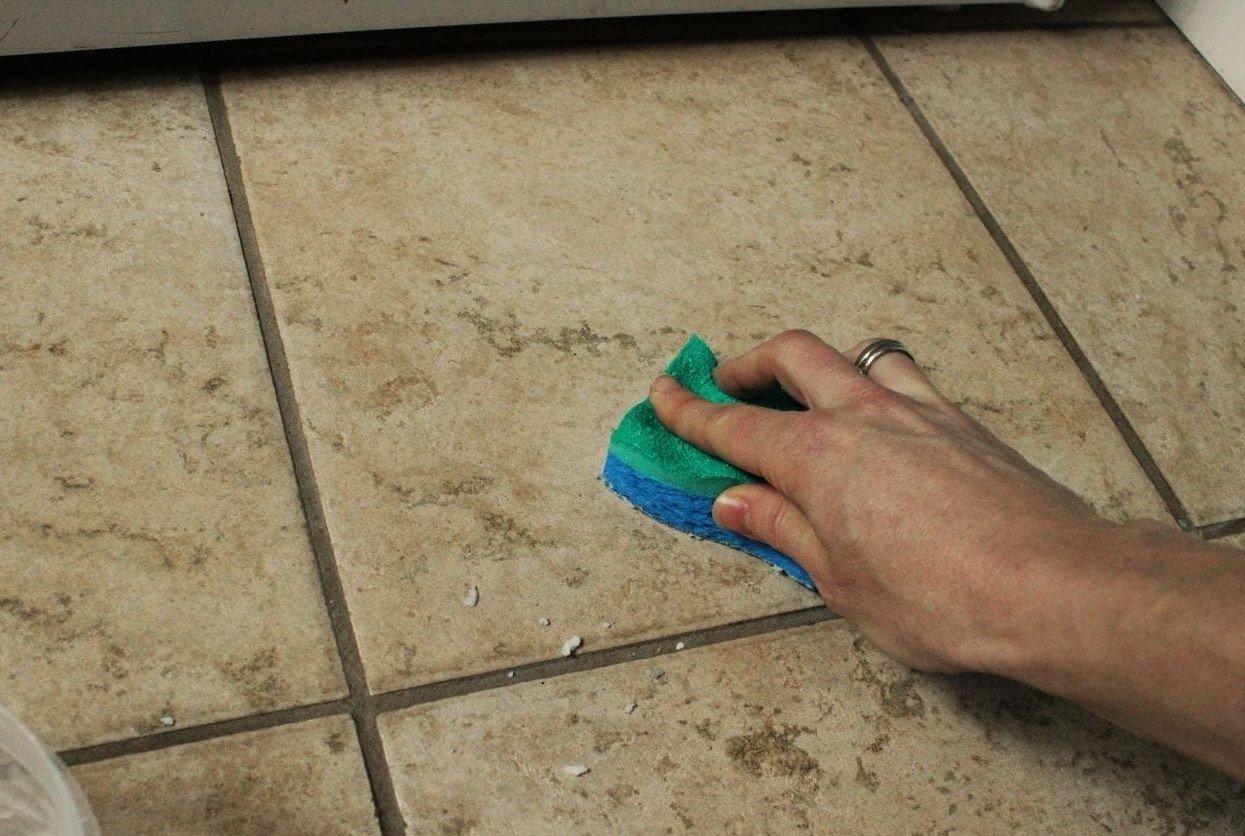 Средство для мытья плитки напольной