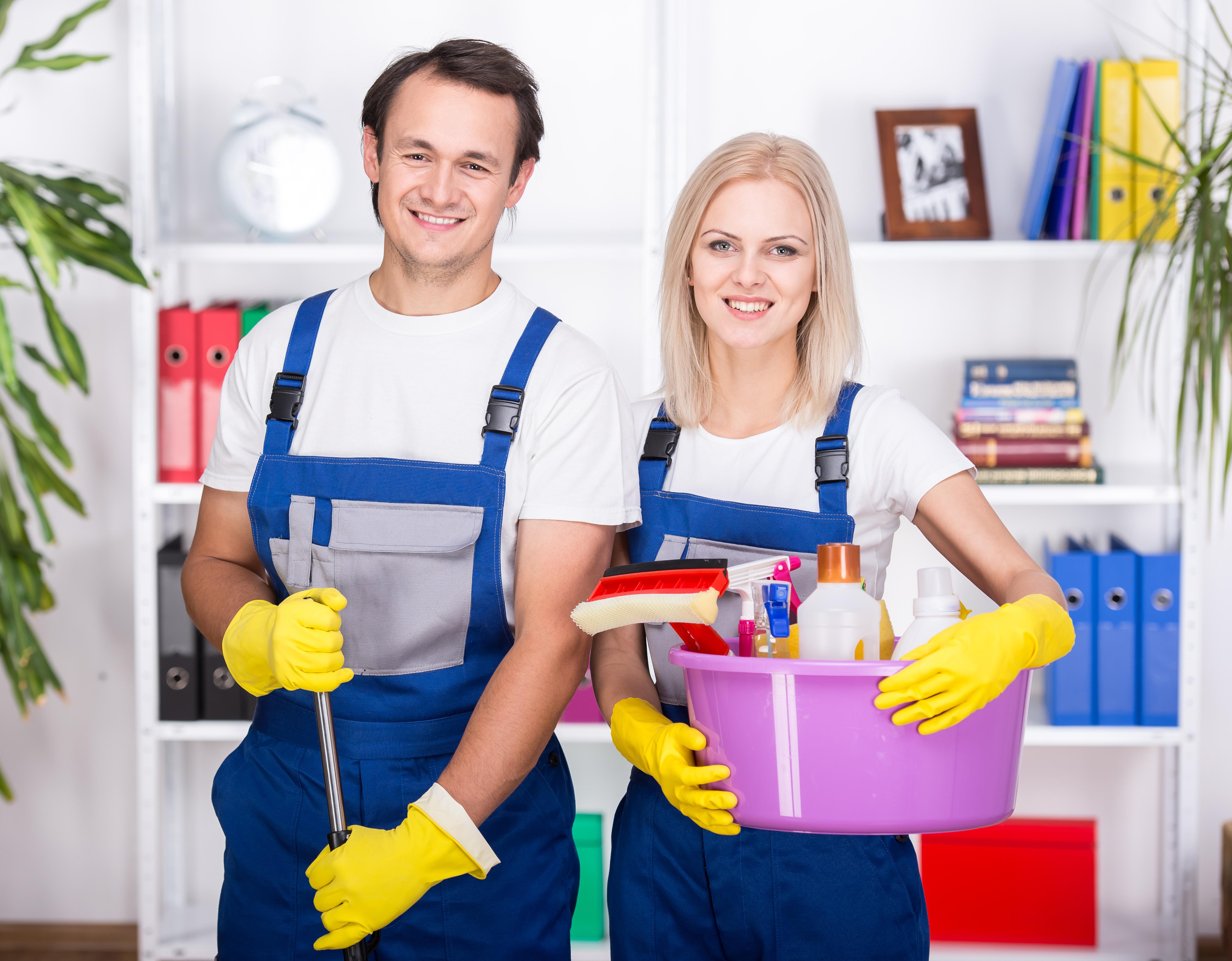 Коммерческого предложения по уборке помещений