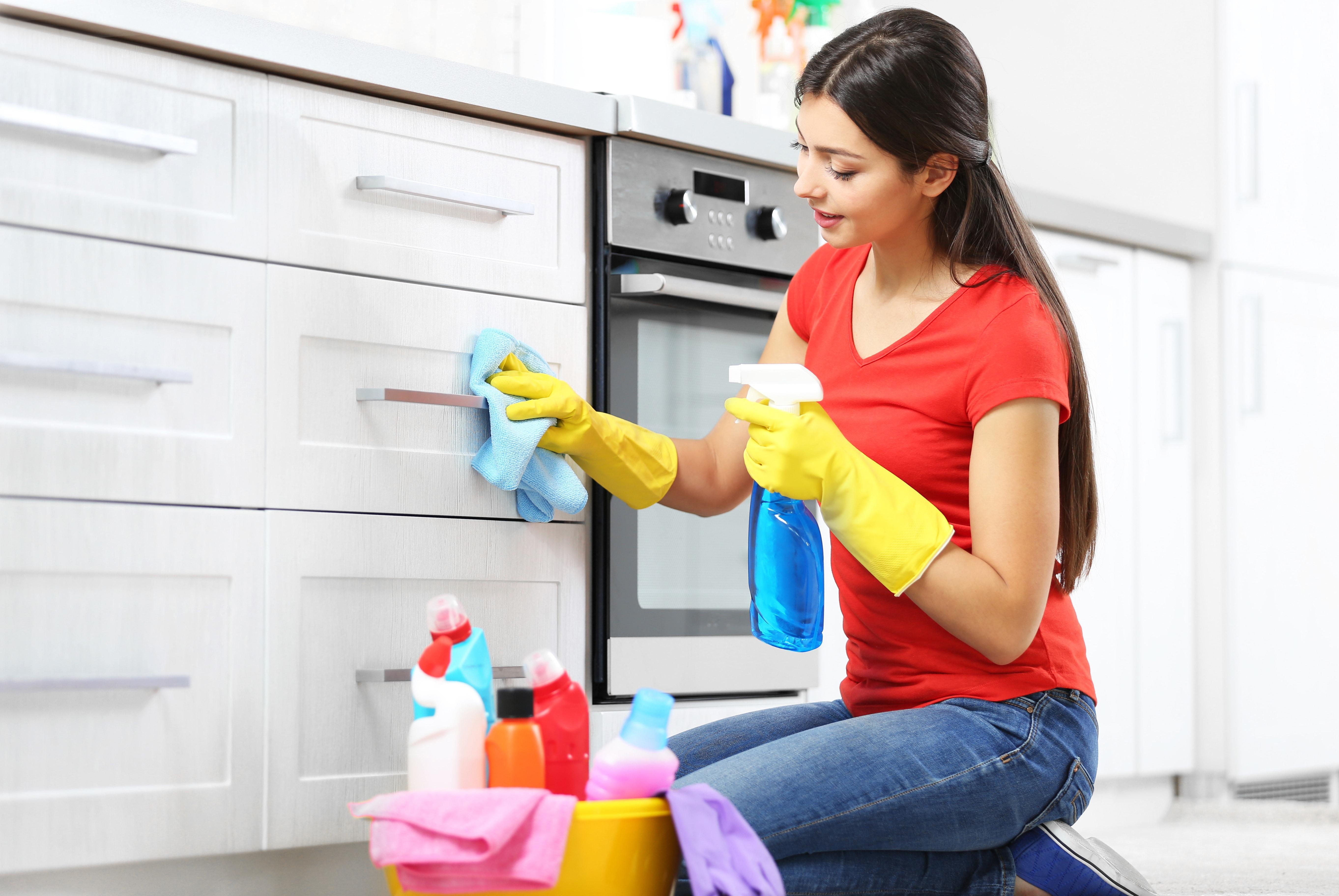 Правила проведения генеральной уборки