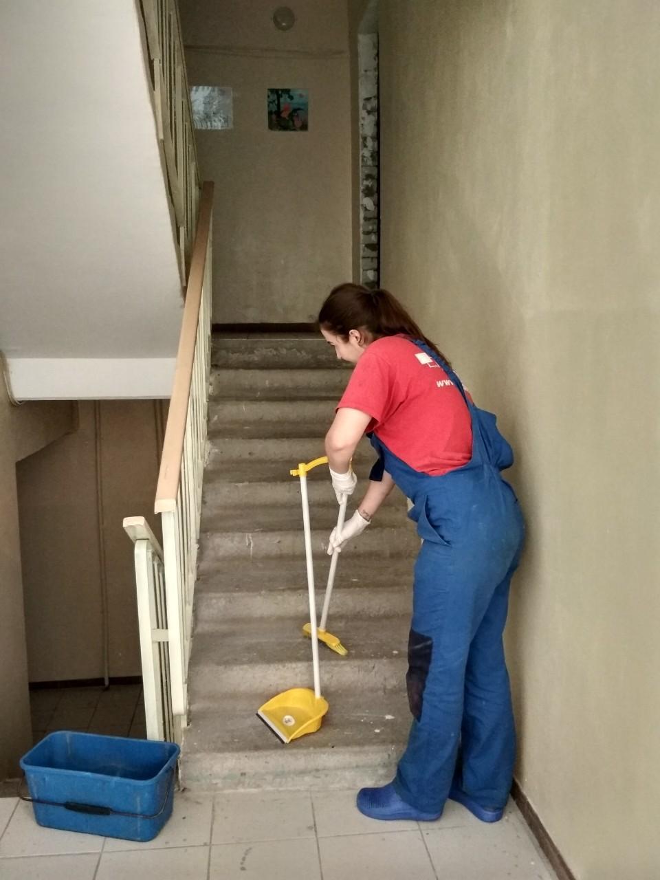 Правила уборки многоквартирного дома