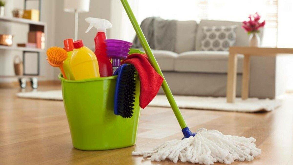 Алгоритм уборки дома