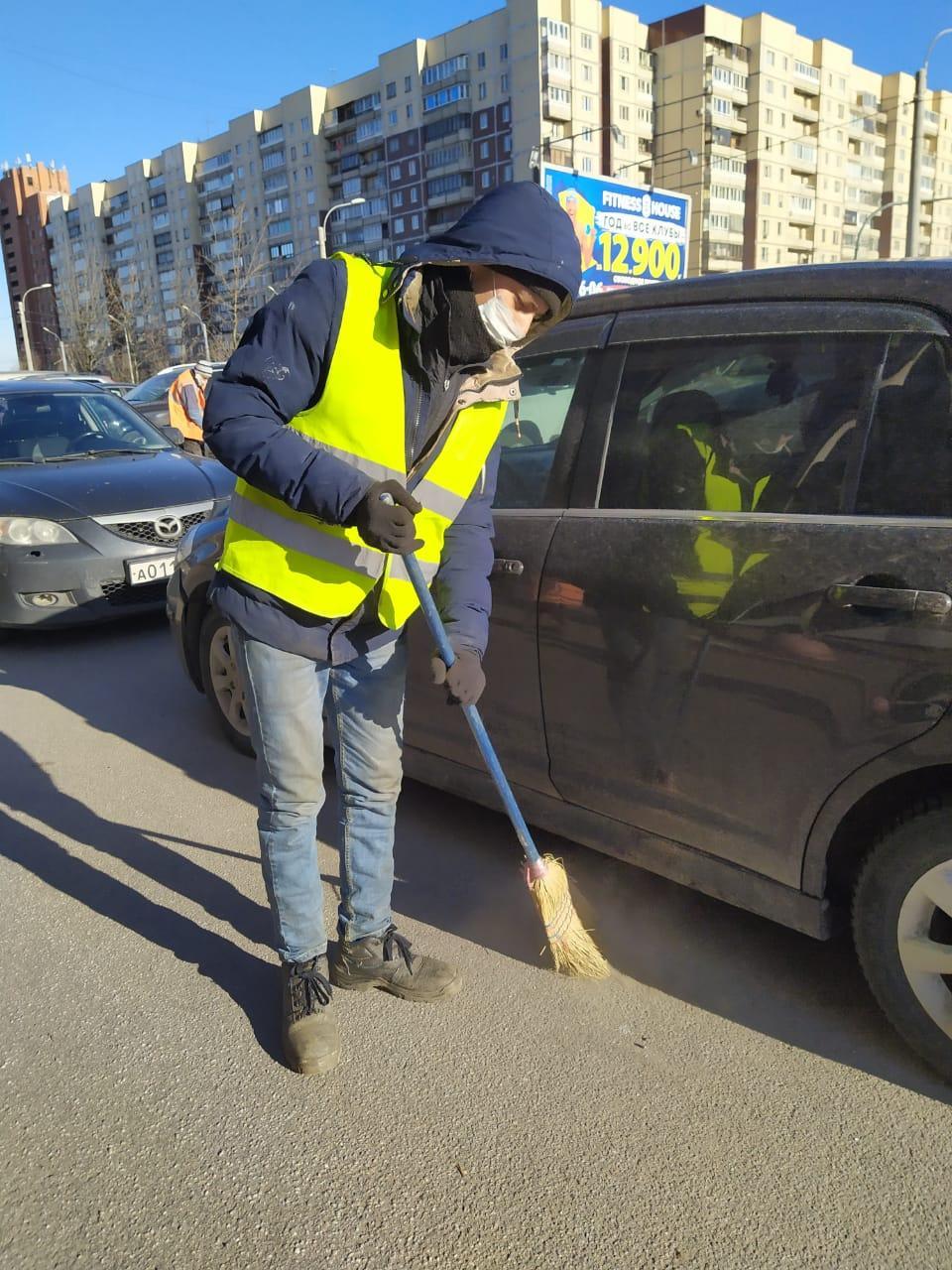Правила уборки территории