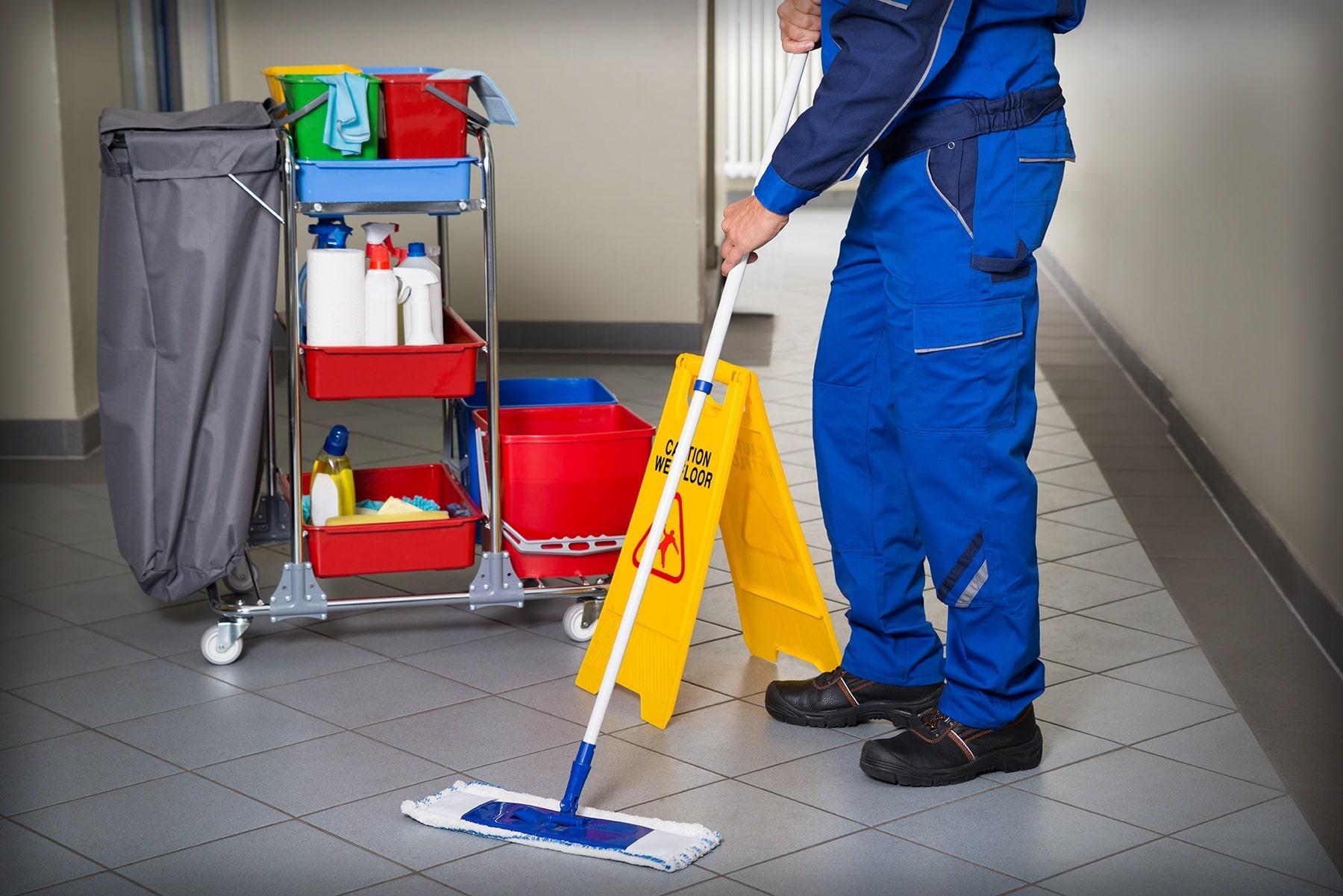 СанПиНа при уборке помещений общего пользования