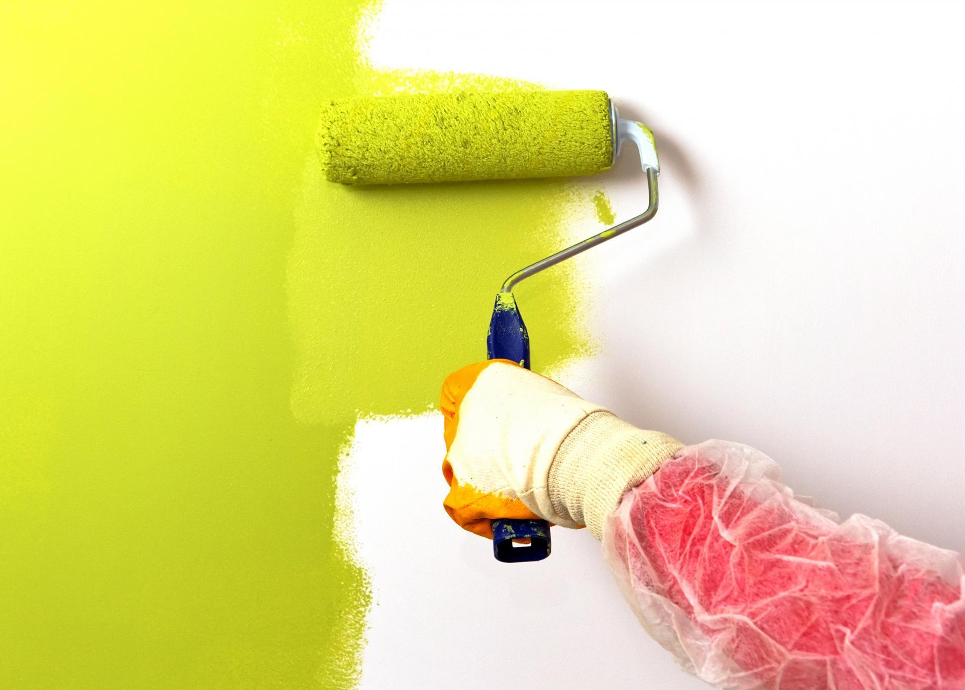 Как быстро убрать запах краски в квартире