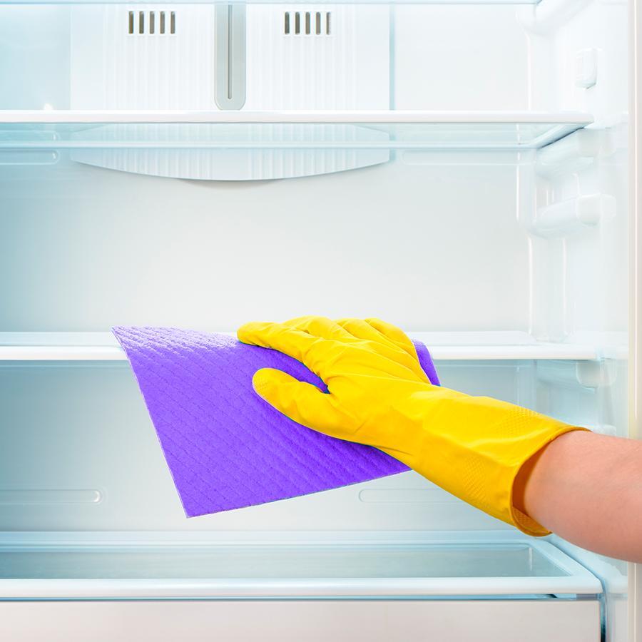 С чего начать уборку на кухне