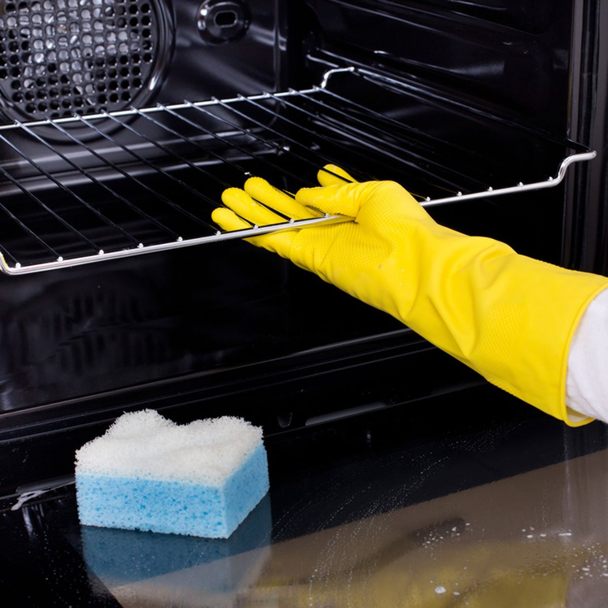 Как помыть кухню