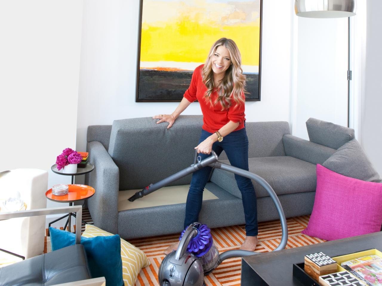 Как убрать дом быстро и качественно
