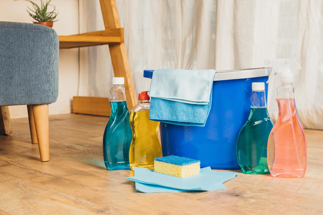 Лайфхак по уборке дома