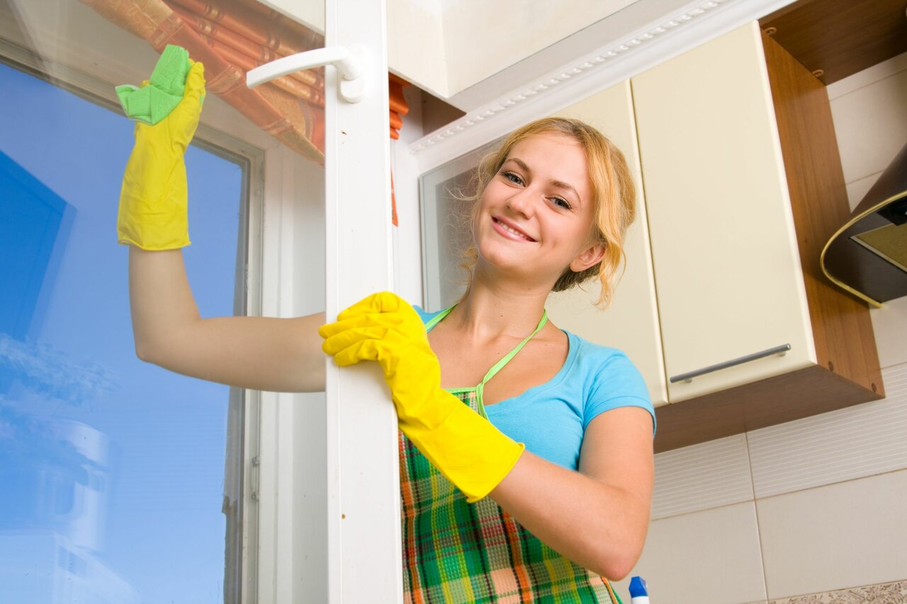 Правила уборки квартиры