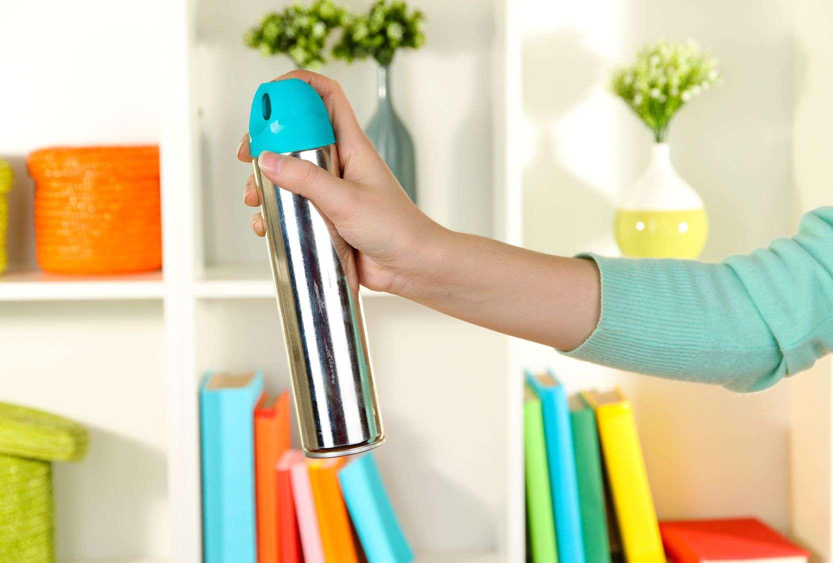 Устранения сильных запахов