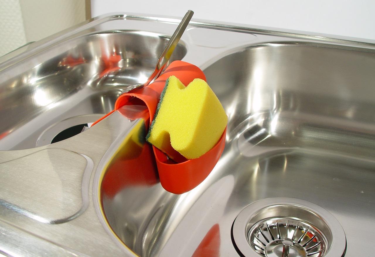 Почистить кухонную мебель от жира