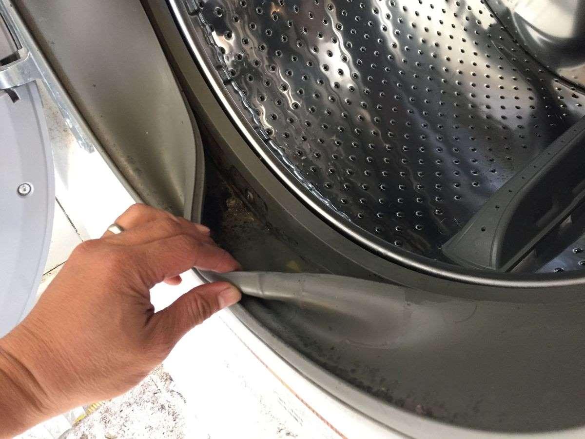 Чем почистить машинку стиральную