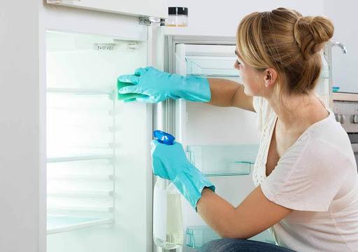 Вымыть холодильник
