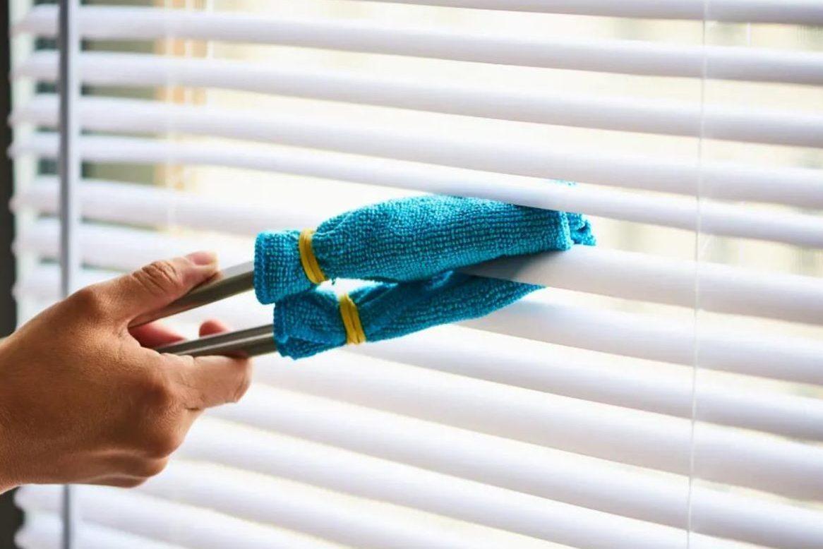 Лайфхак для быстрой уборки дома